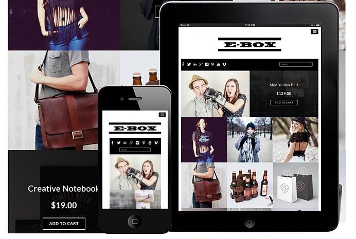 Dessign E-Box WooCommerce Themes