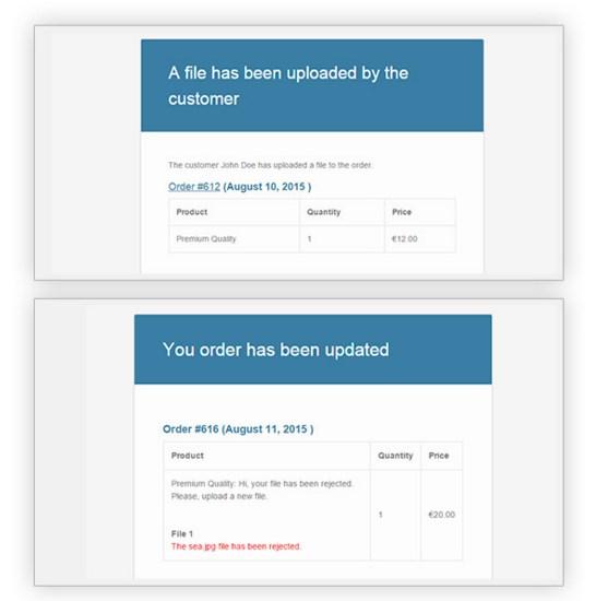 YITH WooCommerce Uploads Premium