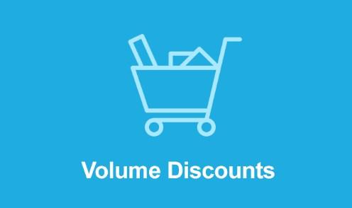 Easy Digital Downloads Volume Discounts Addon