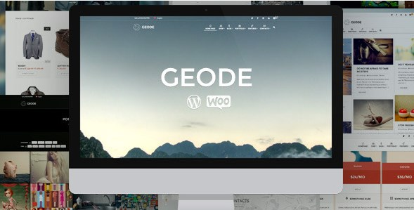 Geode Elegant eCommerce Multipurpose Theme
