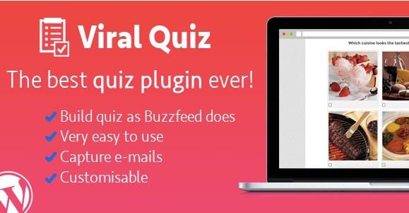 Wordpress Viral Quiz – BuzzFeed Quiz Builder