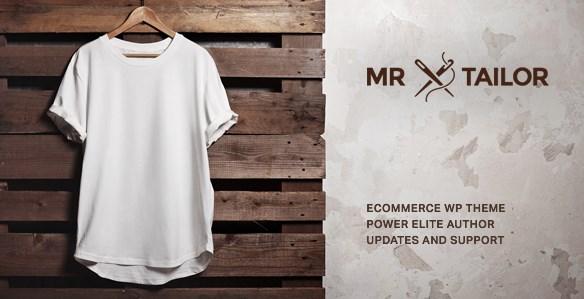 Mr. Tailor - Responsive WooCommerce Theme