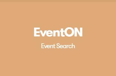 EventON Event Search Addon