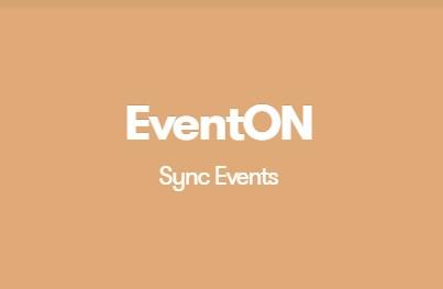 EventON Sync Events Addon