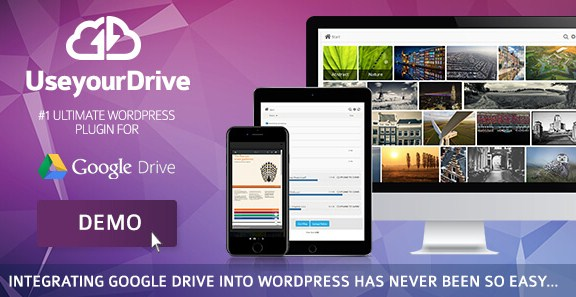 Use Your Drive - Google Drive Plugin for WordPress