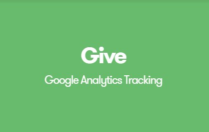 Give Google Analytics Donation Tracking